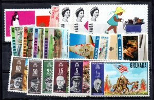 Grenada QEII mint collection WS14389