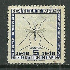 1950 Panama C120  Mosquito used.