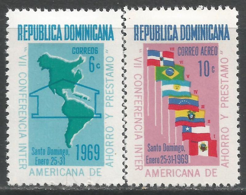 DOMINICAN REPUBLIC 646 C163 MOG Z2568