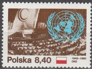 Poland #2417 MNH F-VF (SU3022)