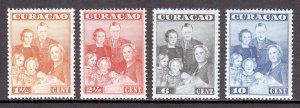 Netherlands Antilles - Scott #170-173 - MH - SCV $3.40