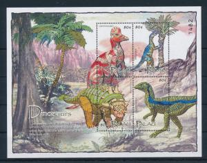 [35180] Palau 2004 Pre Historic Animals Dinosaurs MNH Sheet