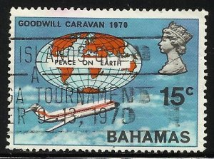 Bahamas 1970 Scott# 306 Used