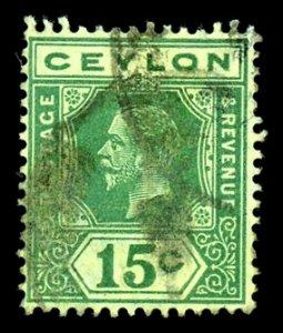 Ceylon 236a Used