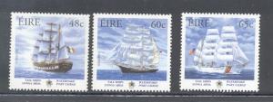 Ireland Scott 1620-2 2005 Tall Ships stamp set mint NH