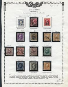#219-229 USED COLLECTION CV $322.70 BN9240