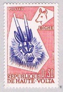 Burkina Faso Mask 30 (AP118015)