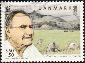 Denmark #B94      Used