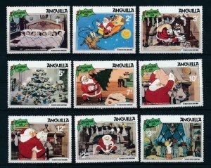 [22100] Anguilla 1981 Disney Night before Christmas MNH