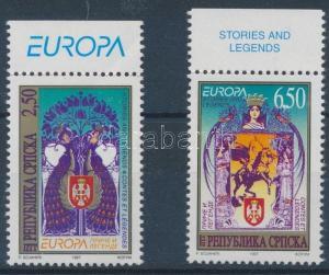 Bosnia-Herzegovina stamp Europa CEPT:Stories and legends margin set MNH WS115806
