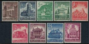 Germany #B177-85*  CV $11.30
