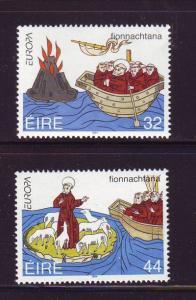 Ireland Sc 923-4 1994 Europa St Brendan stamp set mint NH