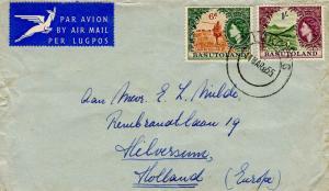 Basutoland 1955 Postal History