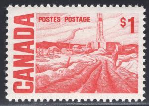 CANADA SCOTT 465B