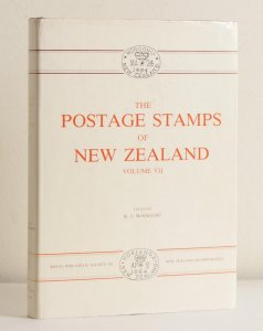 NEW ZEALAND : The Postage Stamps of, Vol 7.