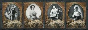Tokelau Royalty Stamps 2019 MNH Queen Victoria 200th Birth Anniv 4v Set
