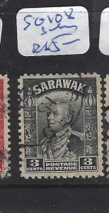SARAWAK (P1209B)  3C SIBU CANCEL  SG 108    VFU
