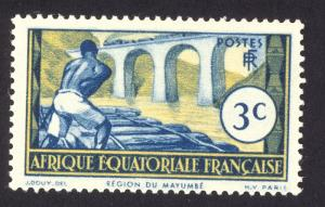 French Equatorial Africa 35 MH