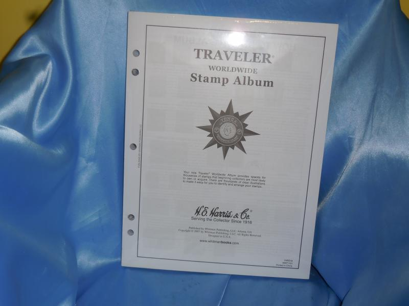 Harris Traveler pages new