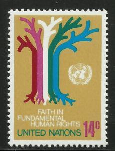 United Nations, NY 1979 Scott# 305 MNH