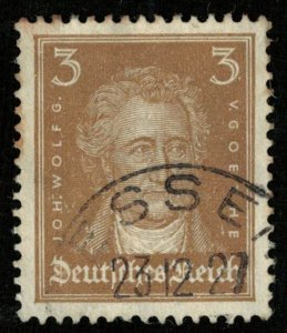 Goethe, Germany, (3664-Т)