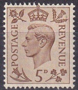 Great Britain #242 MNH CV $2.50 (Z7894)