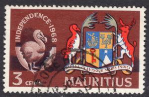 MAURITIUS SCOTT 322