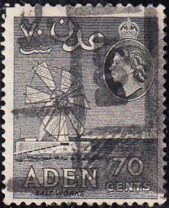 Aden #54b   Used