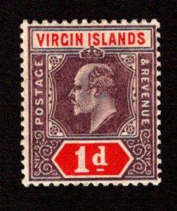 VIRGIN ISLANDS  SC# 30  F/MOG