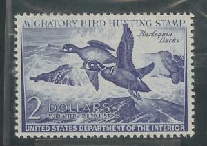 RW19 Mint XF LH Duck