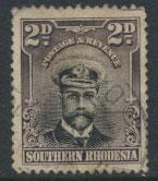 Southern  Rhodesia  SG 4  SC# 4  Used see scan