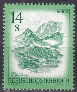 Austria #1109   MNH  CV $3.25 (V4696)