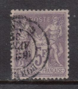 France #96 VF Used