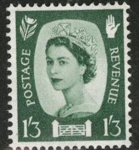 Northern Ireland Scott 5 MNH** 1958 Regional issue