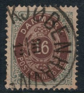 Denmark 30a  CV $17.00