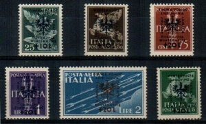 Yugoslavia Scott NB15-20 Mint hinged [TG218]