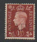 GB George VI  SG 464 Used