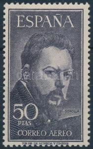Spain stamp Sorolla 1953 MNH Mi 1020 WS221905
