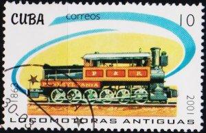 Cuba. 2001 10c S.G.4475 Fine Used
