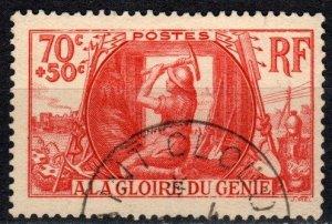 France #B82  F-VF Used CV $8.25 (X5623)