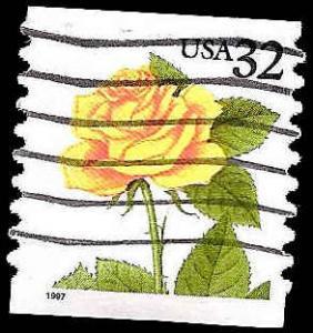# 3054 USED YELLOW ROSE