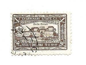 India Charkhari State 1931 - Scott #29