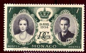Monaco 1956: Sc. # 366; **/MNH Single Stamp