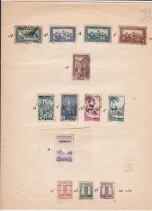 Morocco Old Stamps Page Ref 31423