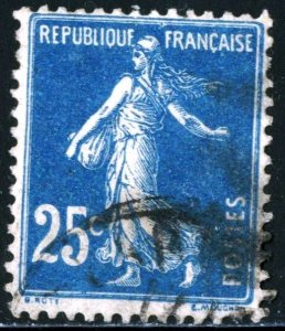FRANCE #168 , USED - 1906 - FRAN240AFF8