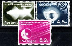 Portugal #1201-3 MNH CV $3.50 (X1441)