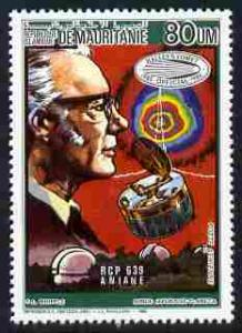 Mauritania 1986 Whiple & Space Probe 30um unmounted m...