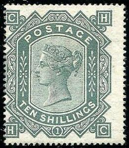 HERRICKSTAMP GREAT BRITAIN Sc.# 74 Unused Mint VG Priced Right