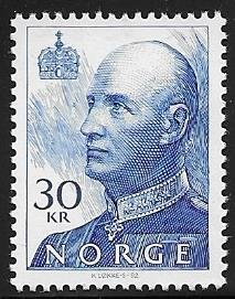 12492 Norway 1019A mnh 2017 SCV $12.00