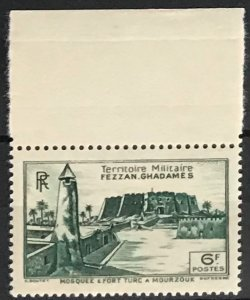 Libya Fezzan-Ghadames #1N9 MNH CV$1.10
